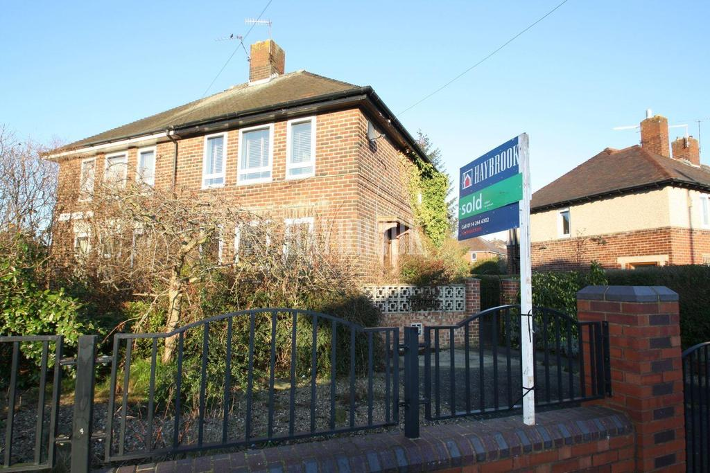 3 Bedrooms Semi Detached House for sale in Lichford Road, Arbourthorne, S2