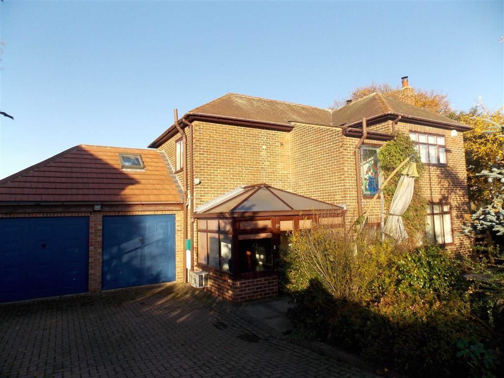 3 Bedrooms Detached House for sale in Holme Croft, Durkar, WAKEFIELD, WF4