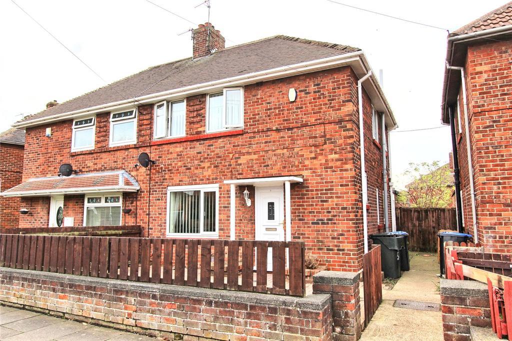 2 Bedrooms Semi Detached House for sale in Cragdale Road, Berwick Hills