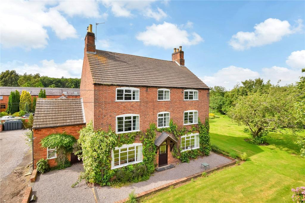 7 Bedrooms Detached House for sale in Loughborough Road, Hoton, Leicestershire