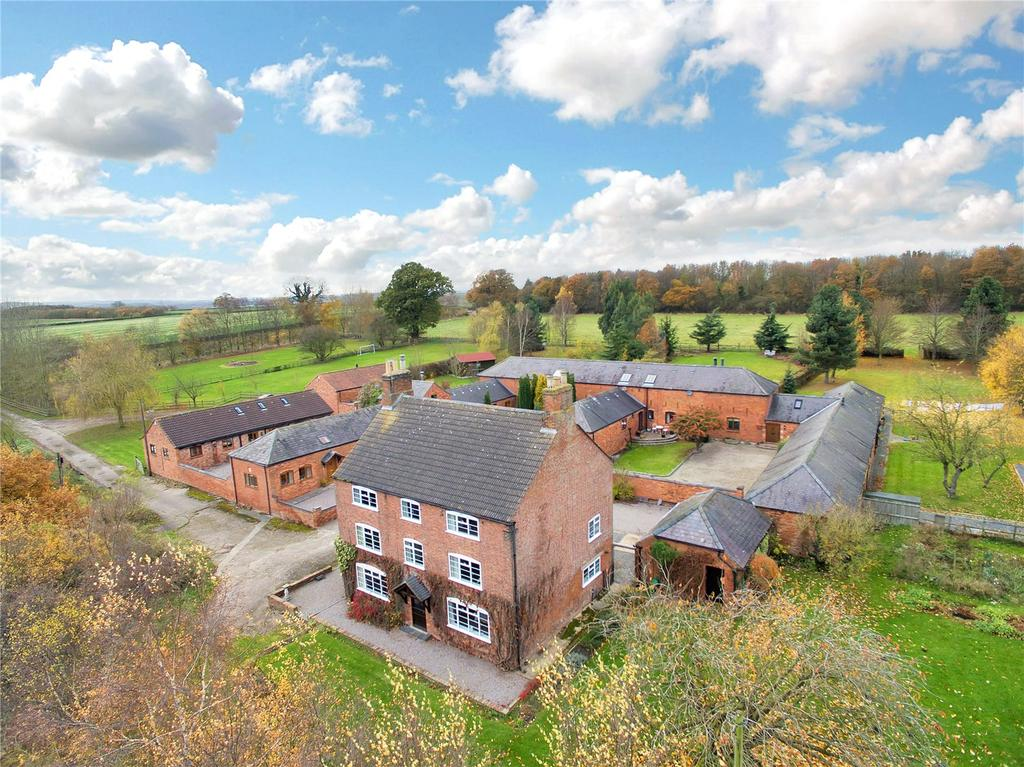 7 Bedrooms Unique Property for sale in Loughborough Road, Hoton, Leicestershire