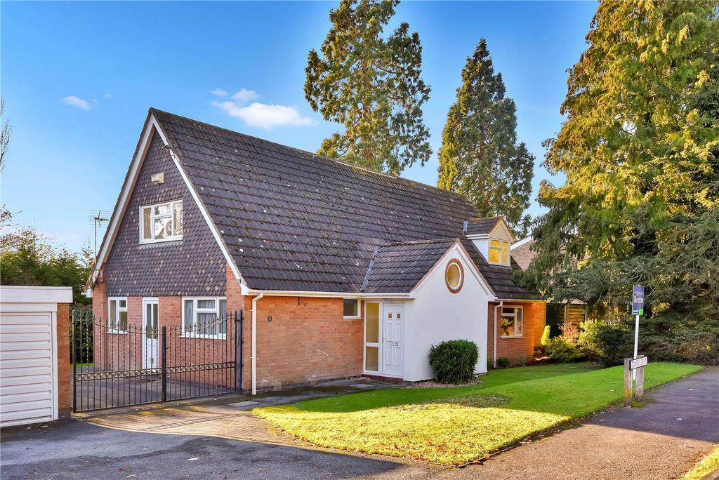 5 Bedrooms Detached Bungalow for sale in Towers Drive, Kirby Muxloe