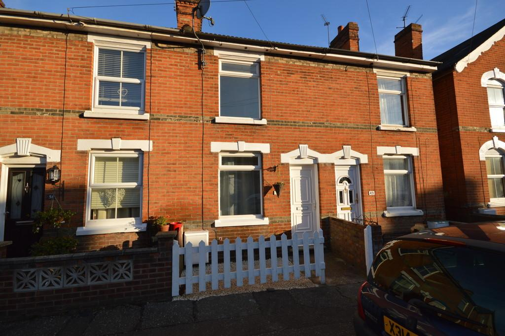 2 Bedrooms Terraced House for sale in Victor Road, New Town