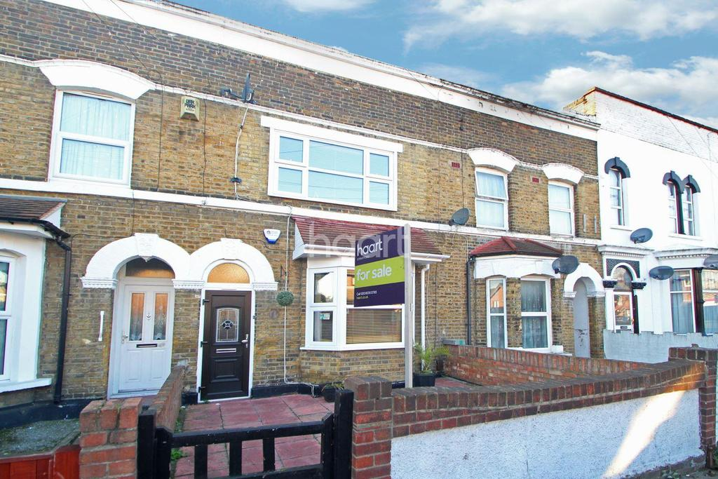 3 Bedrooms Terraced House for sale in Dames Road, London, E7