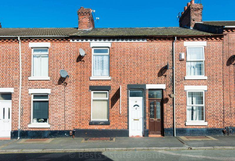 2 Bedrooms Terraced House for sale in Salisbury Street, Runcorn