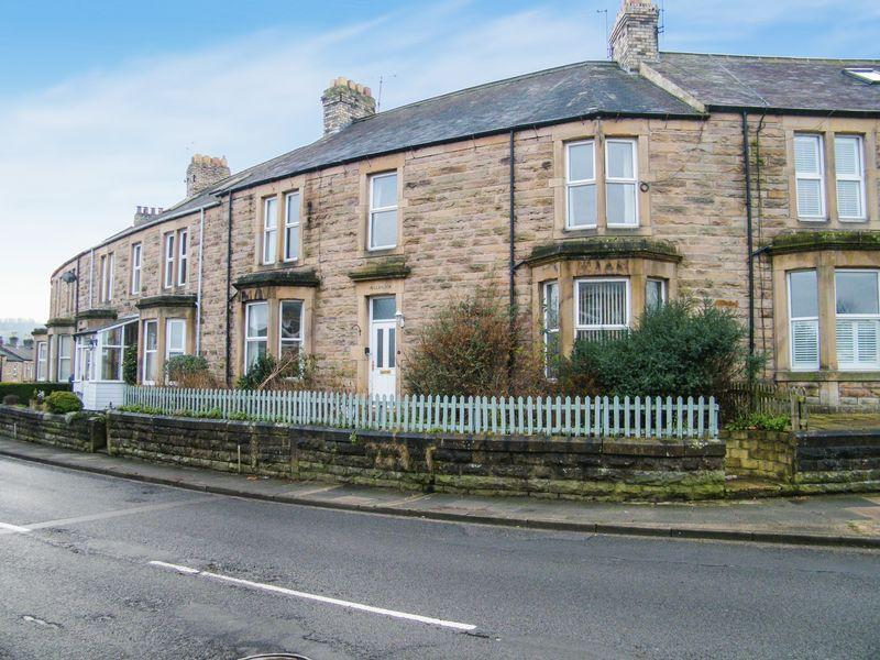 4 Bedrooms Terraced House for sale in TYNE VALLEY, Hexham