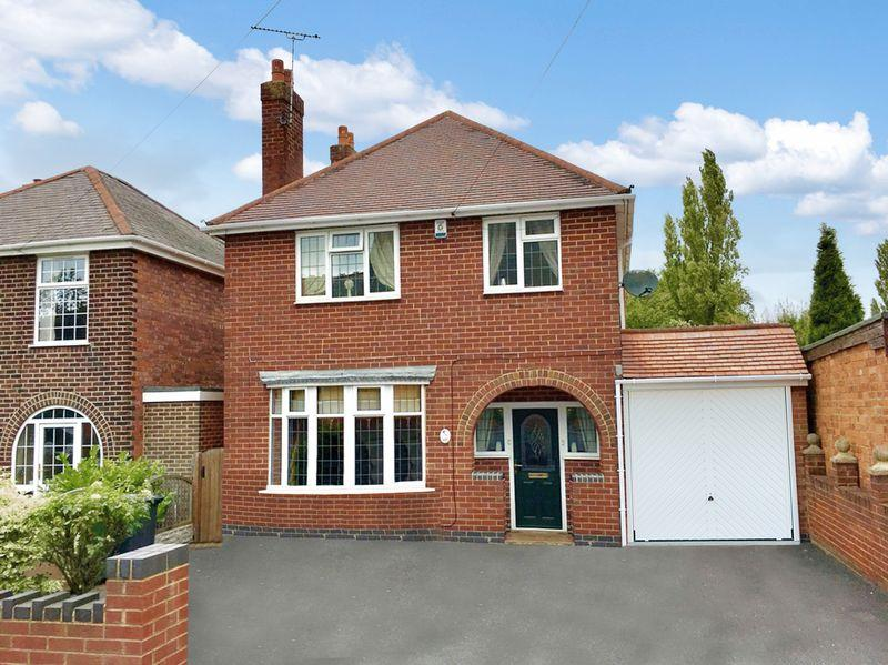 3 Bedrooms House for sale in York Road, Church Gresley