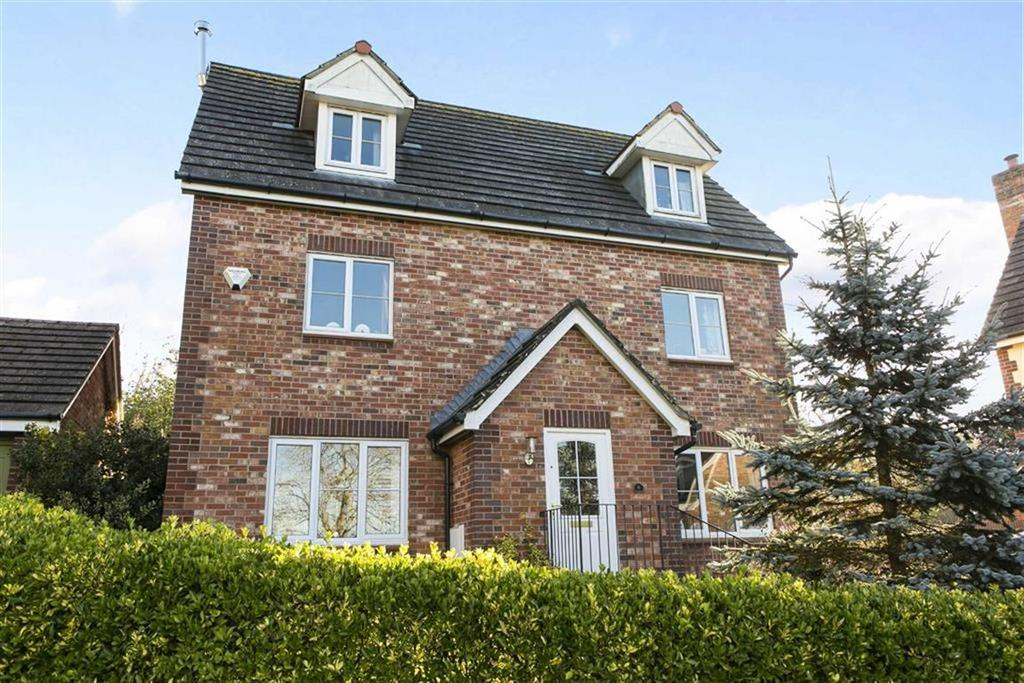 5 Bedrooms Detached House for sale in Alcove Wood, Chepstow