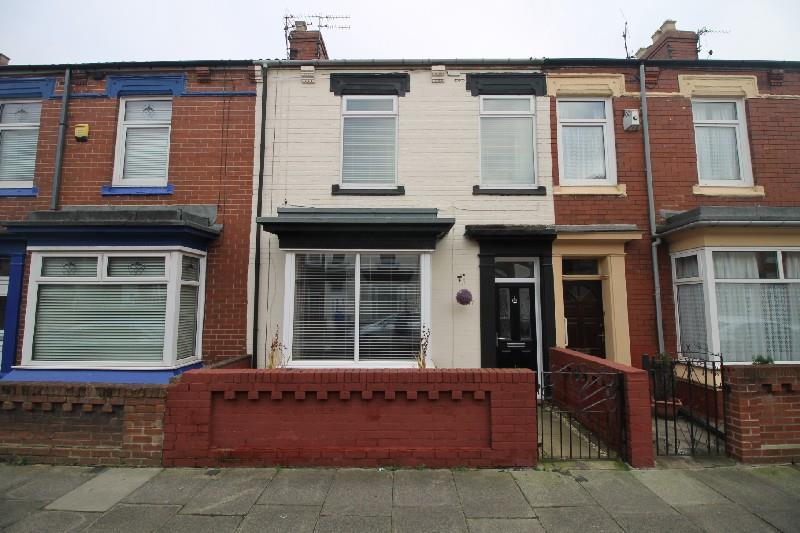 4 Bedrooms Terraced House for sale in Lansdowne Road, Hartlepool