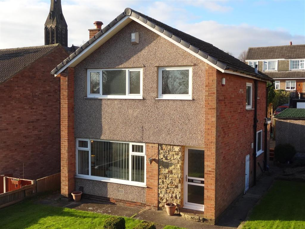 3 Bedrooms Detached House for sale in Church Mount, Horsforth