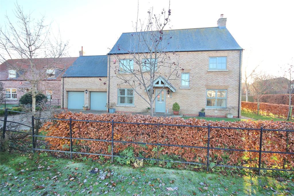 5 Bedrooms Detached House for sale in Deepdale Lane, Nettleham, LN2