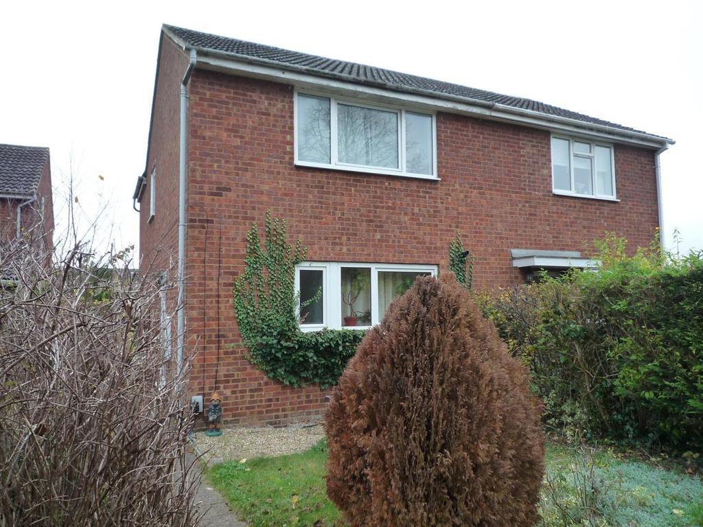 3 Bedrooms Semi Detached House for sale in Mallard Walk, Biggleswade