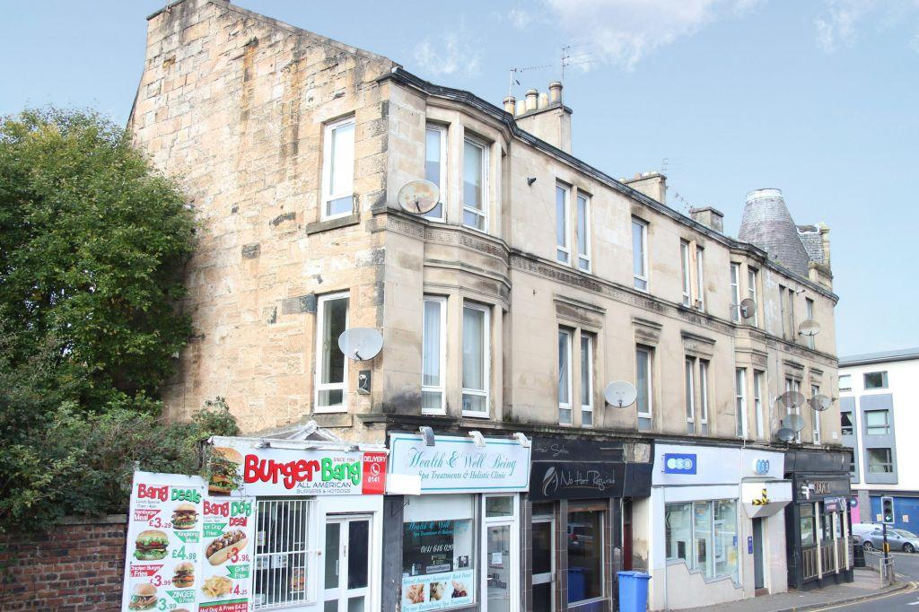 2 Bedrooms Flat for sale in T/R, 9 Greenlees Road, Cambuslang, G72 8JB