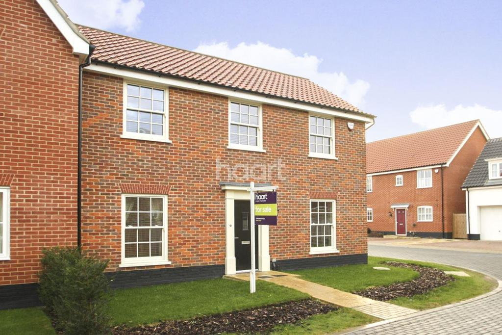 4 Bedrooms Semi Detached House for sale in Barrow