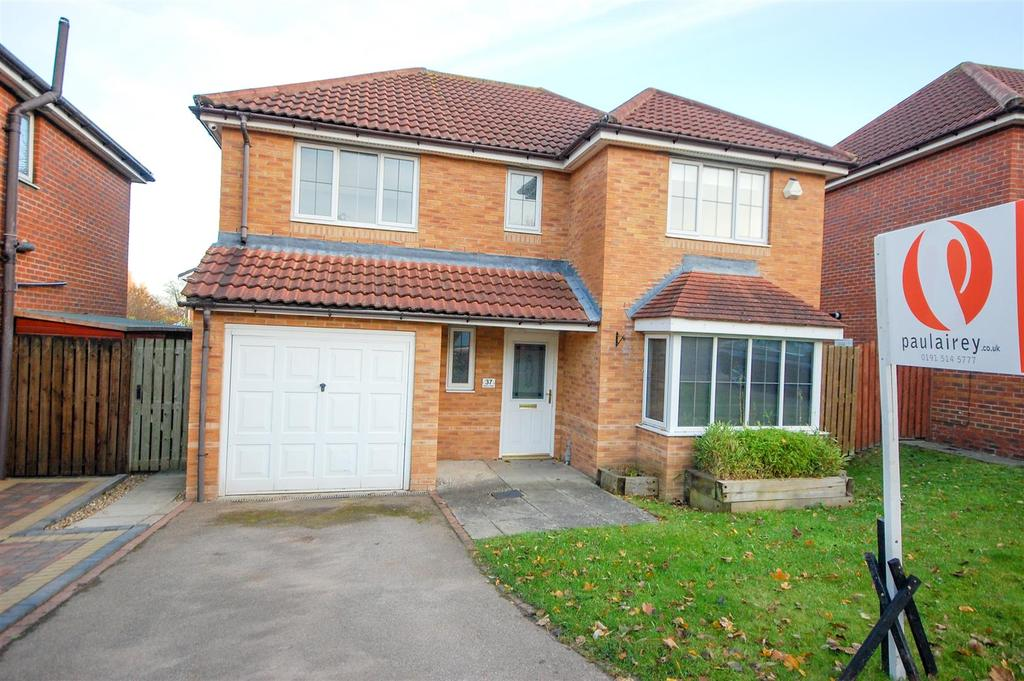4 Bedrooms Detached House for sale in Barton Park, Ryhope, Sunderland