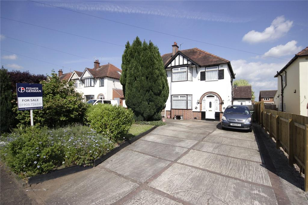 3 Bedrooms Semi Detached House for sale in Worcester