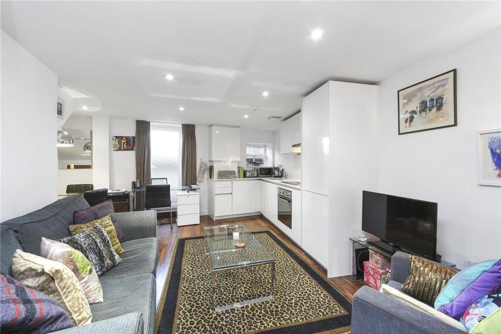 1 Bedroom Flat for sale in Regal Court, 169 Malvern Road, Queen's Park, NW6