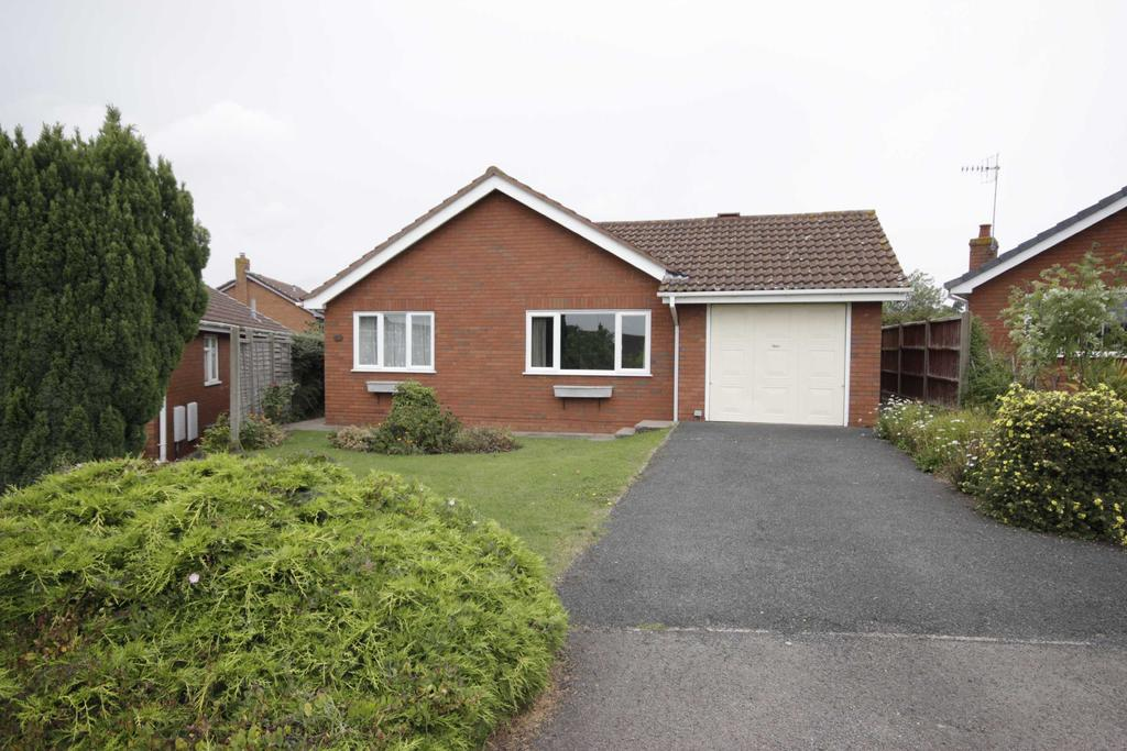 3 Bedrooms Detached Bungalow for sale in Battenhall, Worcester