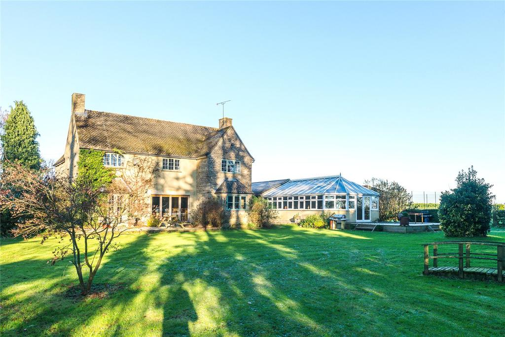 5 Bedrooms Detached House for sale in Hook Norton, Banbury, Oxfordshire