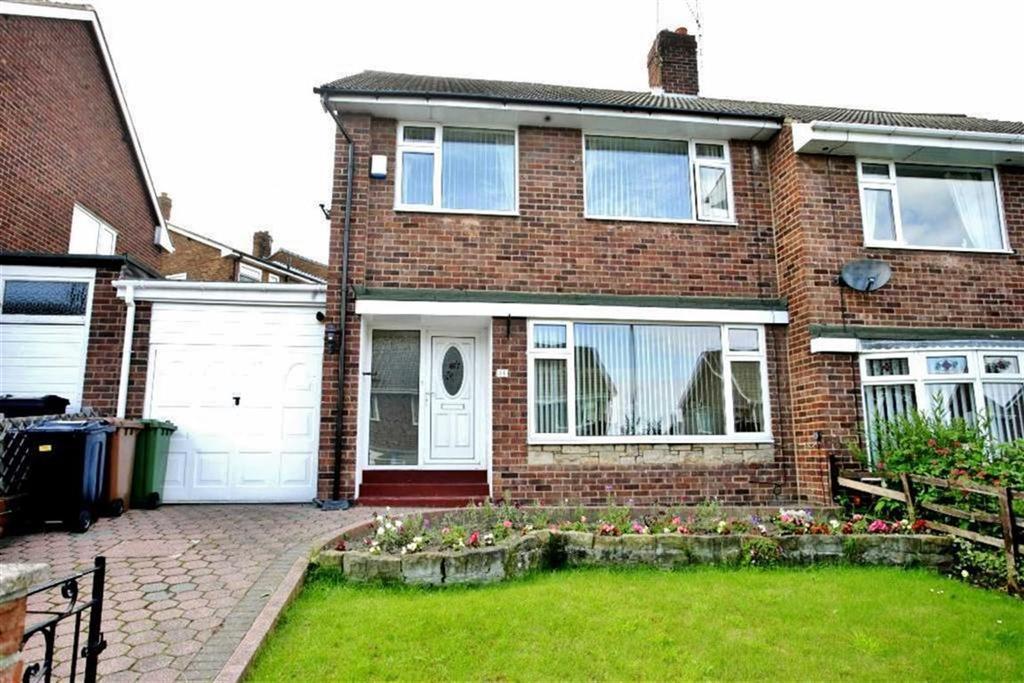 3 Bedrooms Semi Detached House for sale in Highside Drive, Barnes, Sunderland, SR3