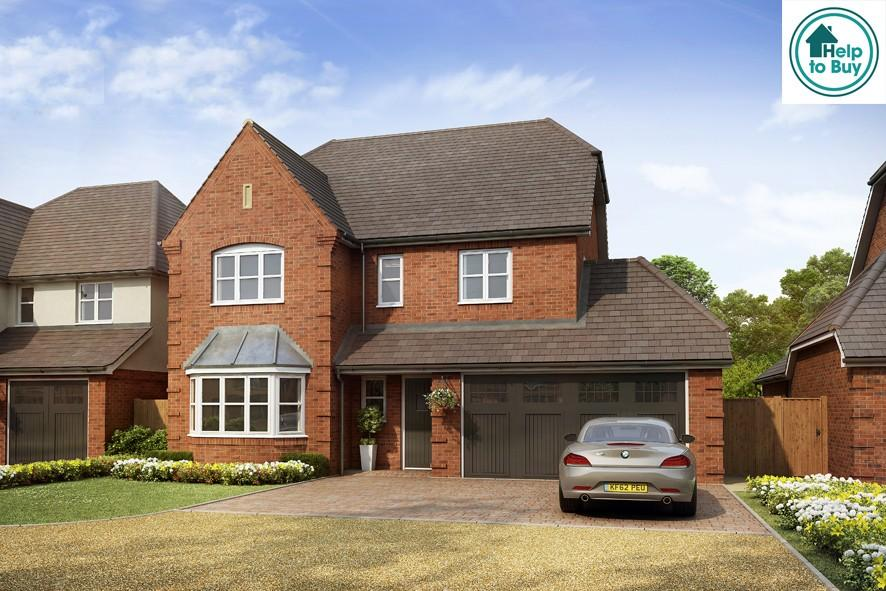 5 Bedrooms Detached House for sale in Field Barn Lane, Cropthorne, Worcestershire