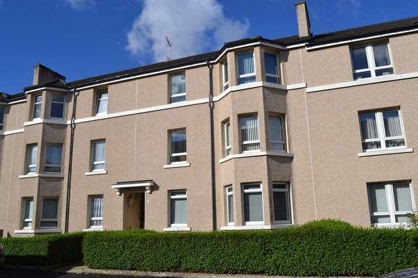 2 Bedrooms Flat for sale in G/R, 39 Torbreck Street, Glasgow, G52 1DS