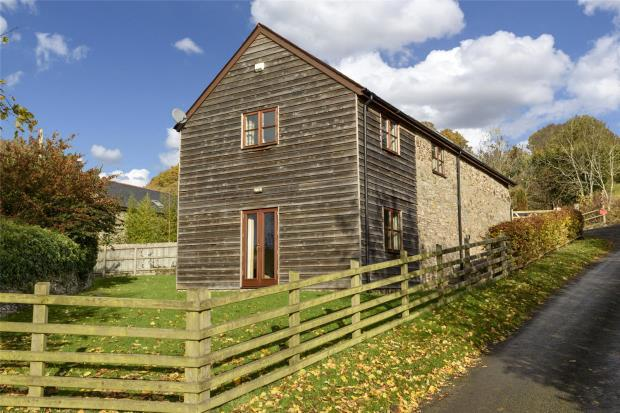 3 Bedrooms House for sale in Barn 2, Todleth House, Church Stoke, Montgomery