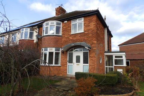 3 bedroom semi-detached house to rent - HUNTERS WAY, OFF TADCASTER ROAD, YORK, YO24 1JJ