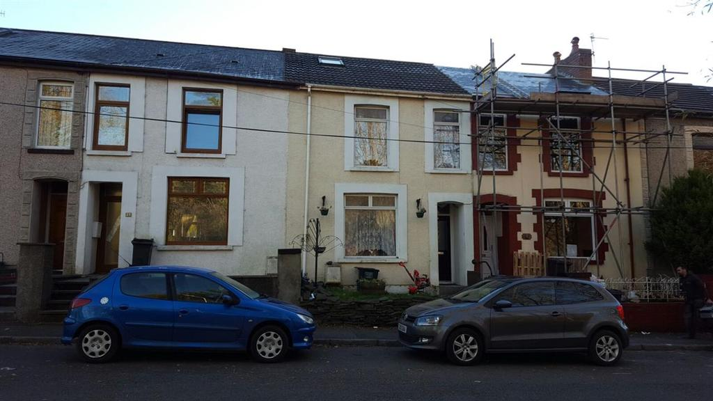 2 Bedrooms Terraced House for sale in 4 Bryn Terrace, Melincourt, Neath