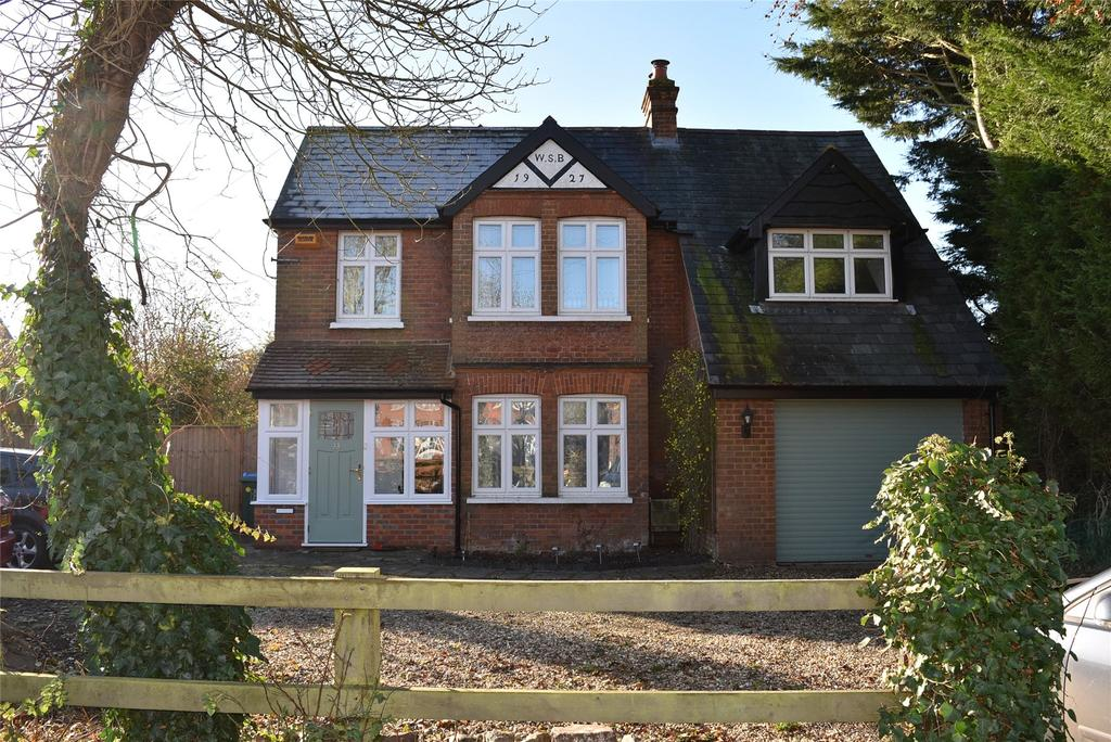 5 Bedrooms Detached House for sale in Buckingham Road, Winslow