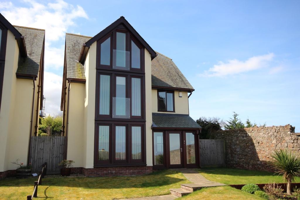 4 Bedrooms Detached House for sale in St Decumans Heights, St Decumans Road, Watchet TA23