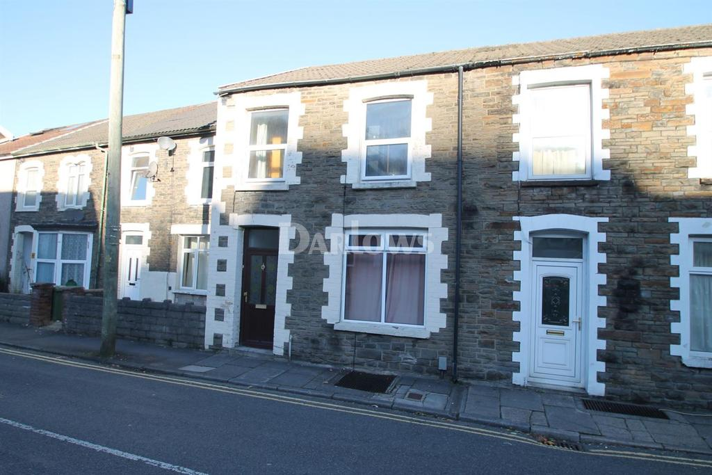5 Bedrooms Terraced House for sale in Wood Road, Treforest