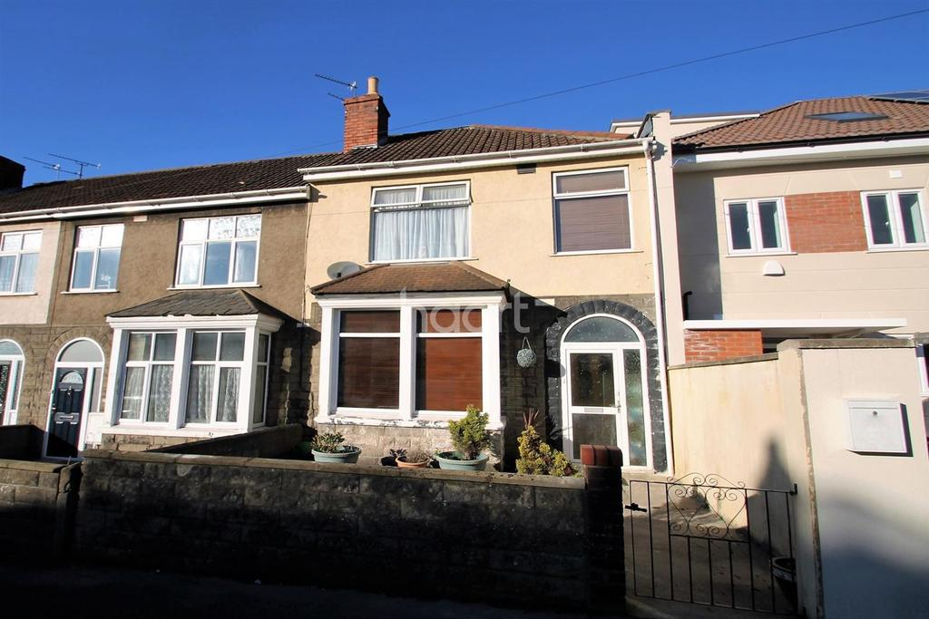 3 Bedrooms Terraced House for sale in Sandy Park Area, Brislington