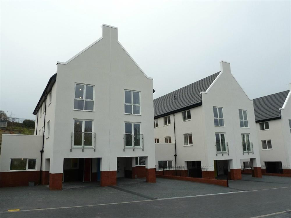 4 Bedrooms Semi Detached House for sale in 'The Eden', Penarth Heights