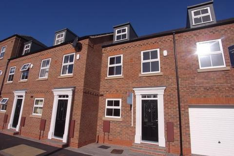 3 bedroom townhouse to rent - LOCOMOTIVE MEWS, WATSON STREET,  HOLGATE, YORK YO24 4BH