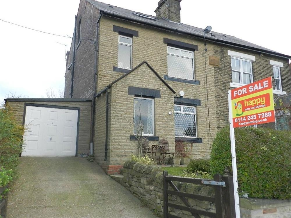 4 Bedrooms Semi Detached House for sale in The Walk, Birdwell, BARNSLEY, South Yorkshire