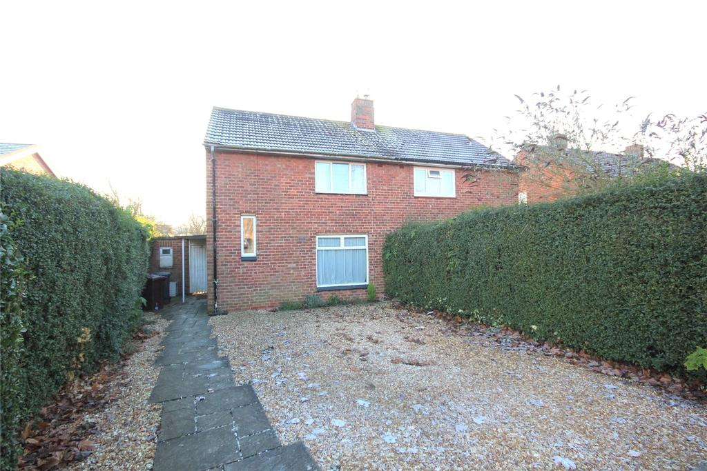 2 Bedrooms End Of Terrace House for sale in Woodhall Drive, Lincoln, LN2