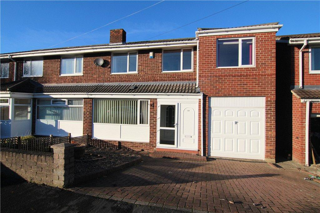 4 Bedrooms Semi Detached House for sale in Prebends Field, Gilesgate, Durham, DH1