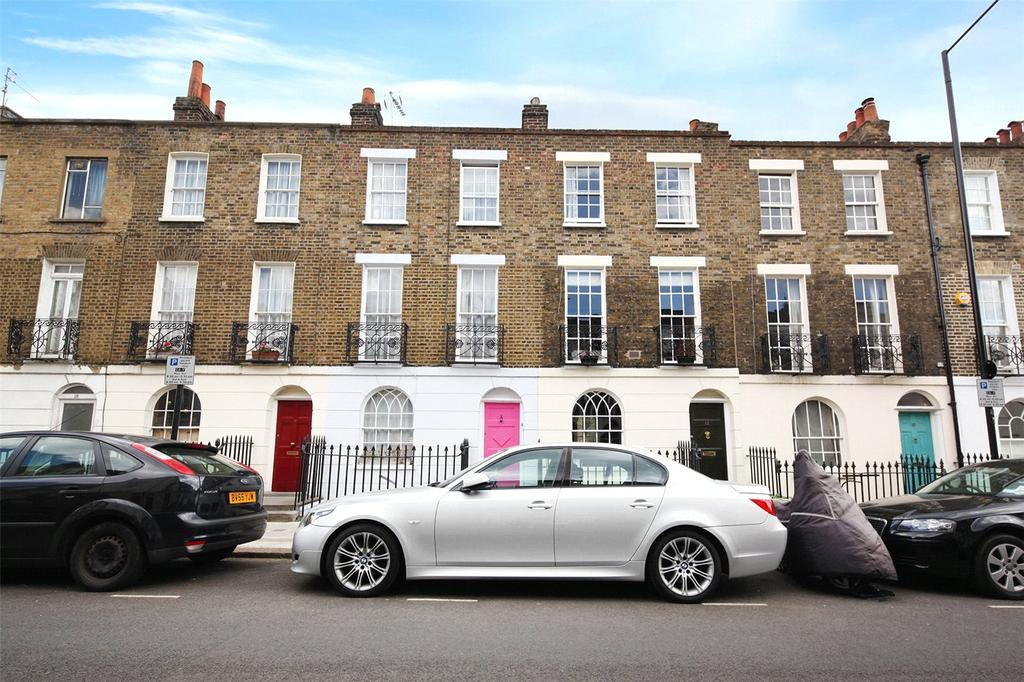 3 Bedrooms Terraced House for sale in Jeffreys Street, London, NW1