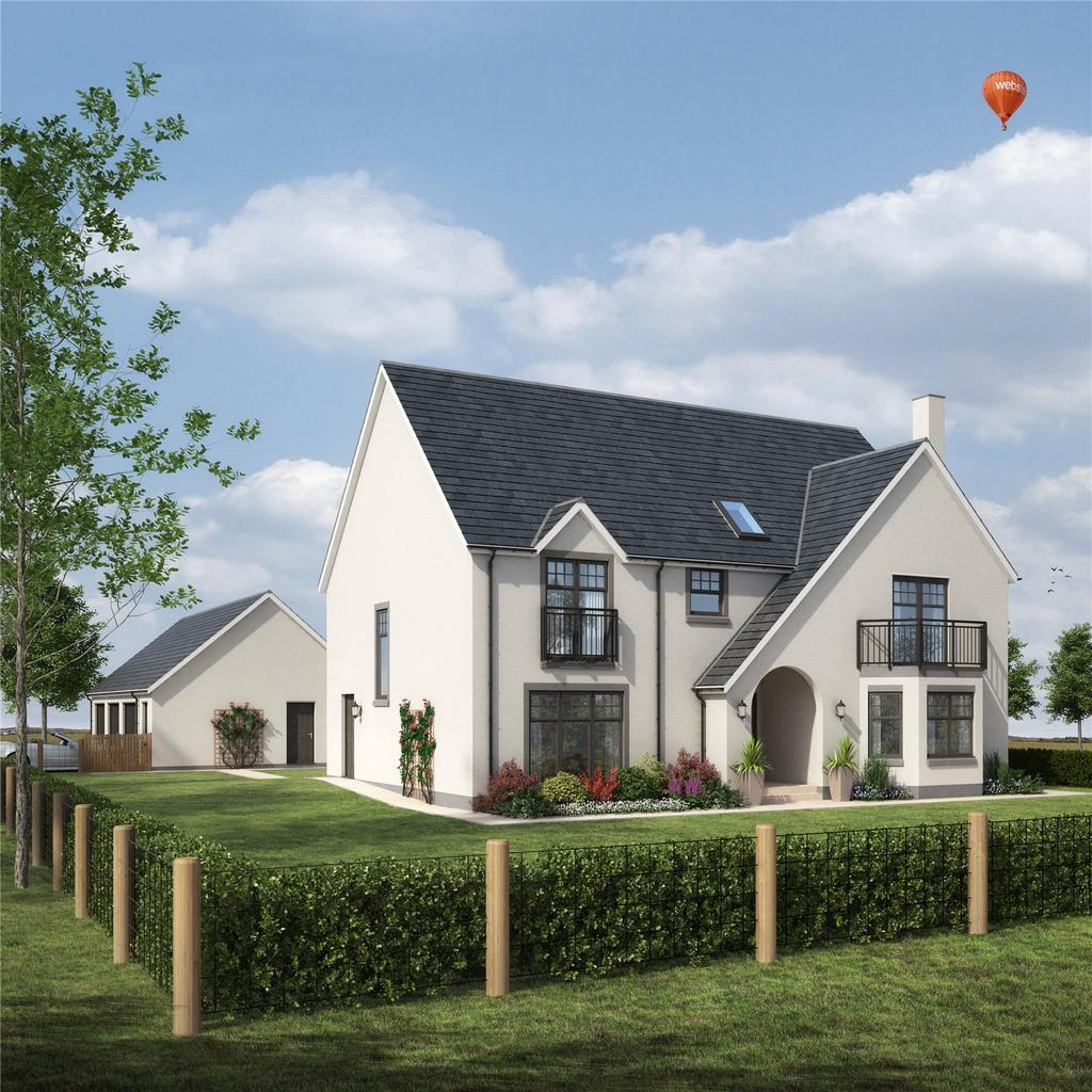 4 Bedrooms Detached House for sale in Plots 2 3, Gairneybank, Kinross, Perth and Kinross, KY13