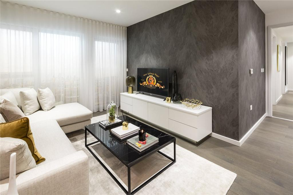 2 Bedrooms Flat for sale in E30, XY Apartments, Maiden Lane, London, NW1