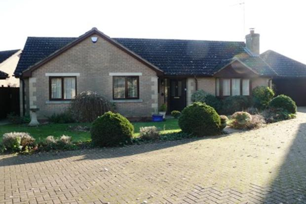 3 Bedrooms Detached Bungalow for sale in Jeyes Close, Moulton, Northampton, NN3