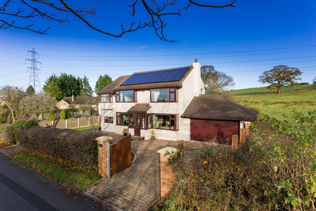 4 Bedrooms Detached House for sale in Cherry Trees, Bailrigg Lane, Bailrigg, Lancaster LA1 4XP