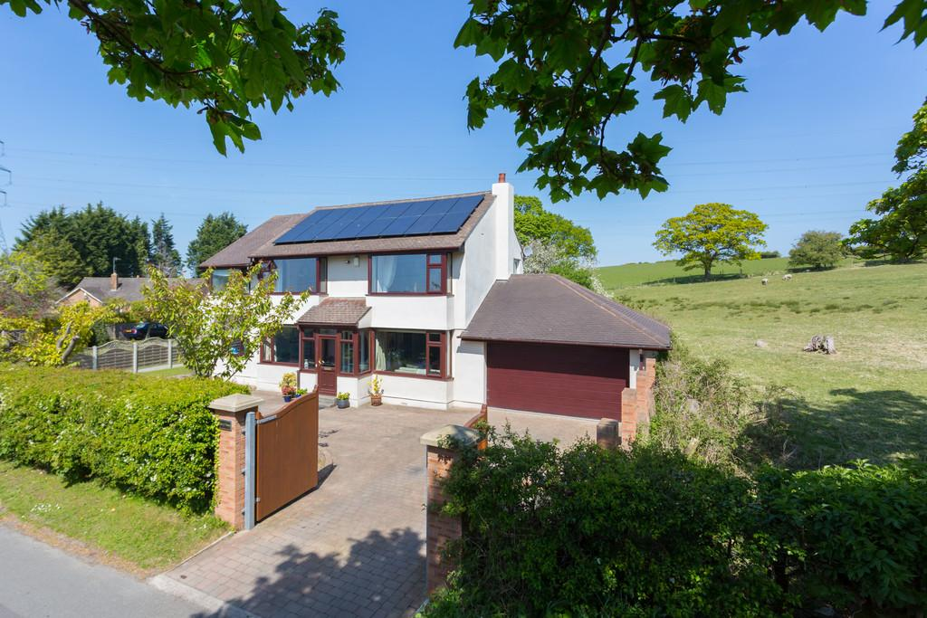 4 Bedrooms Detached House for sale in Cherry Trees, Bailrigg Lane, Bailrigg, Lancaster LA1 4XP