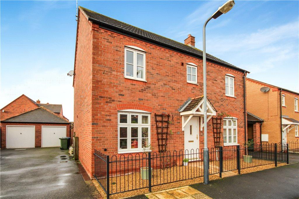 4 Bedrooms Detached House for sale in Poland Avenue, Lower Quinton, Stratford-upon-Avon, CV37