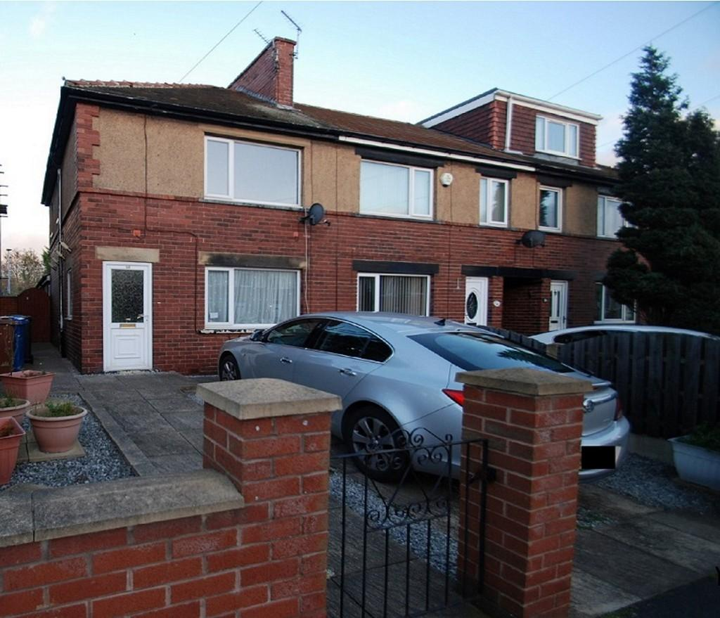 3 Bedrooms Town House for sale in Regent Crescent, Barnsley