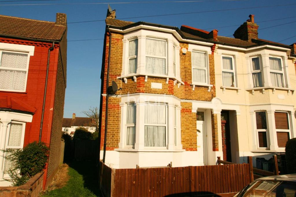 3 Bedrooms End Of Terrace House for sale in Westbrook Road, Thornton Heath, CR7