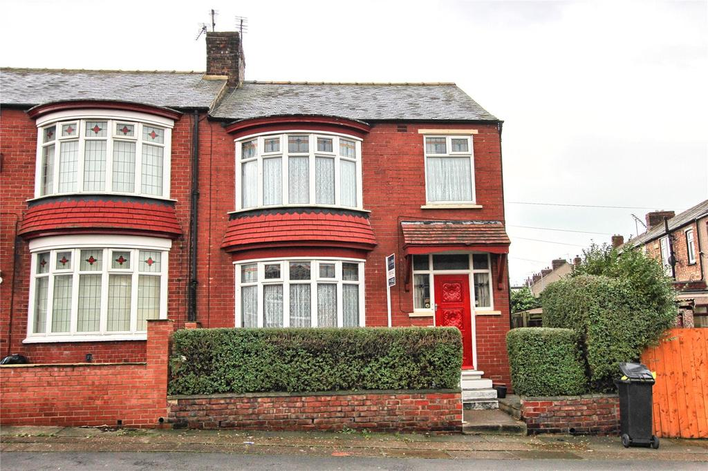 3 Bedrooms End Of Terrace House for sale in Westbourne Road, Middlesbrough