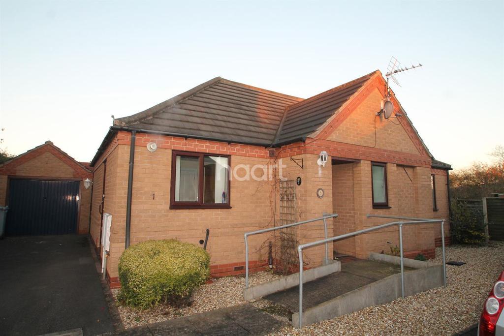 2 Bedrooms Bungalow for sale in Cullen Close, Newark