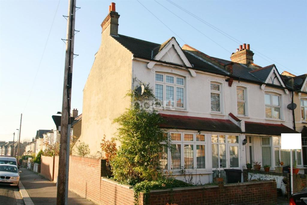 4 Bedrooms End Of Terrace House for sale in Howberry Road, Thornton Heath, CR7
